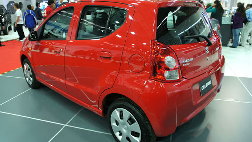 Suzuki celerio photo - 3