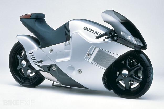 Suzuki f1 photo - 2