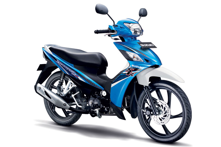 Suzuki f1 photo - 3