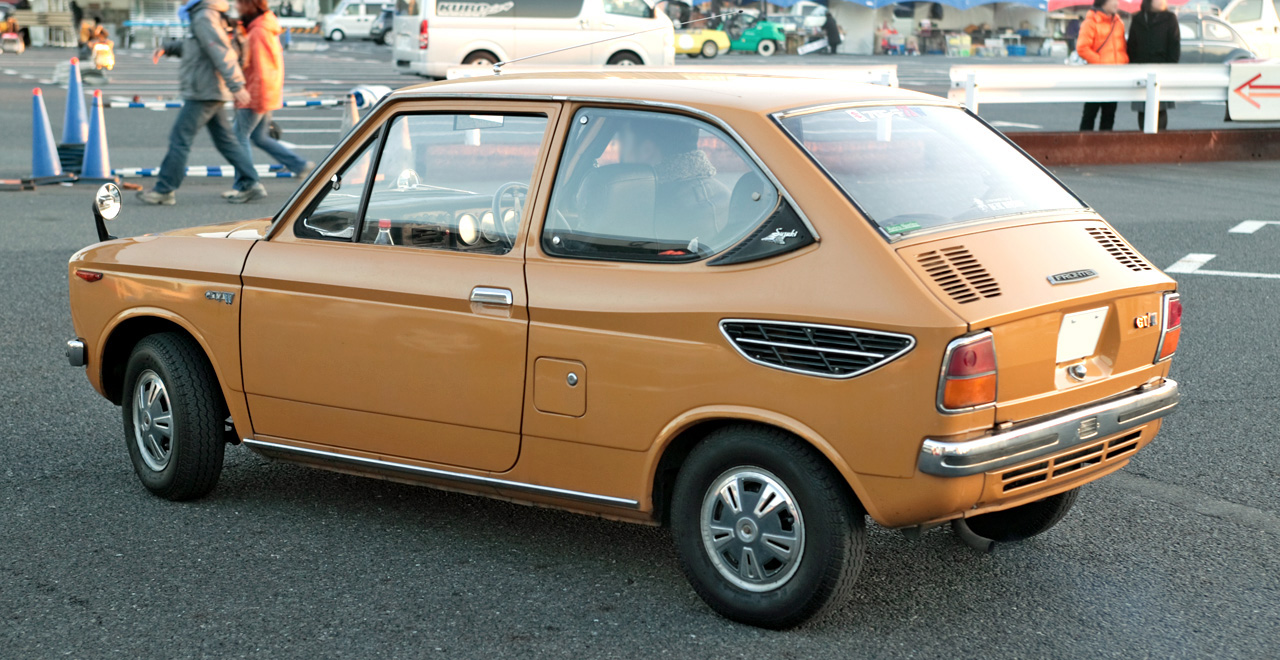 Suzuki fronte photo - 2