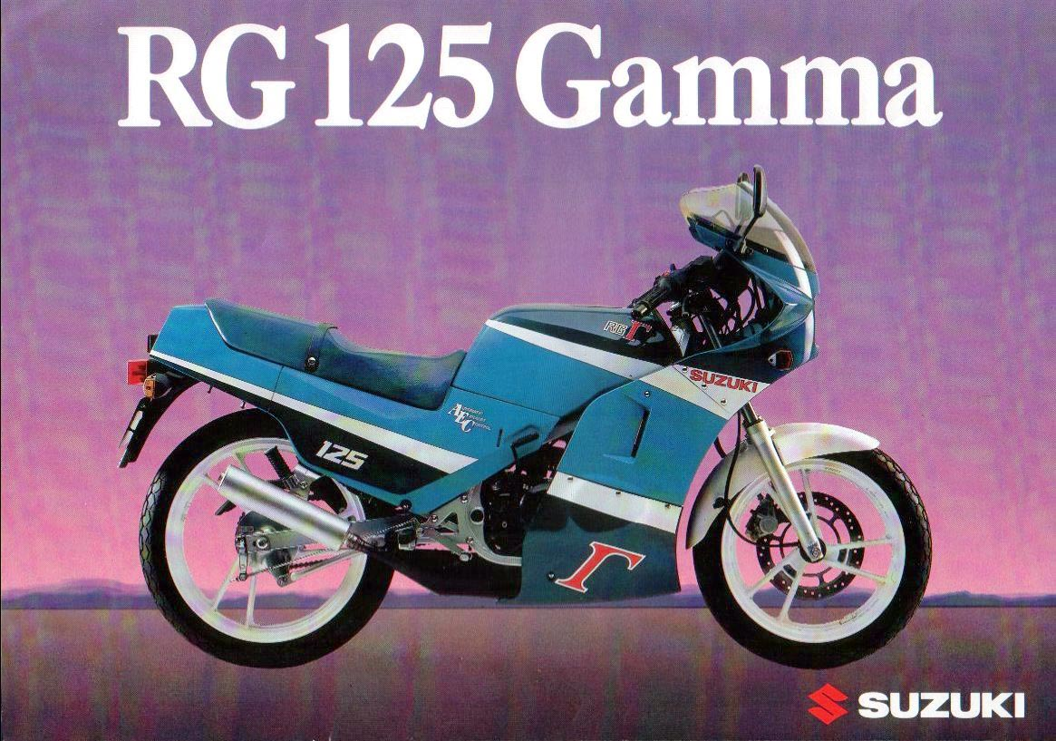 Suzuki gamma photo - 1