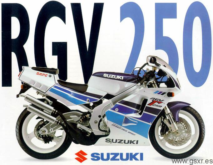 Suzuki gamma photo - 4