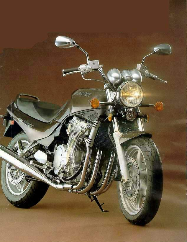 Suzuki gs1100gk photo - 1