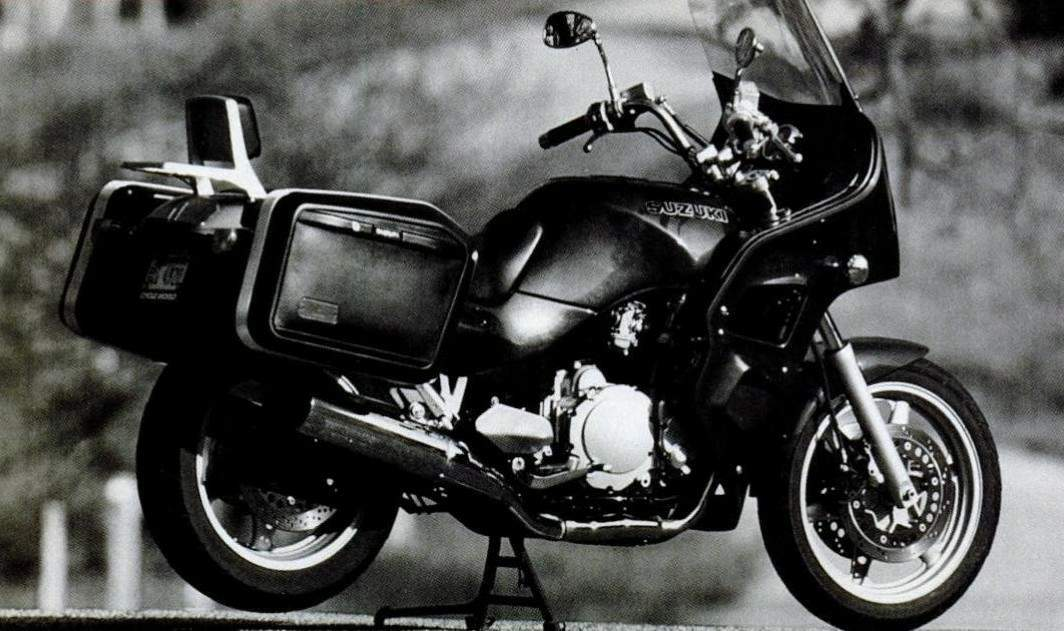 Suzuki gs1100gk photo - 3