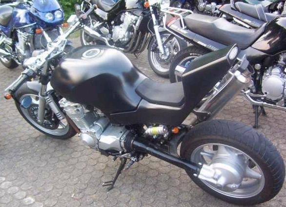 Suzuki gs1100gk photo - 4