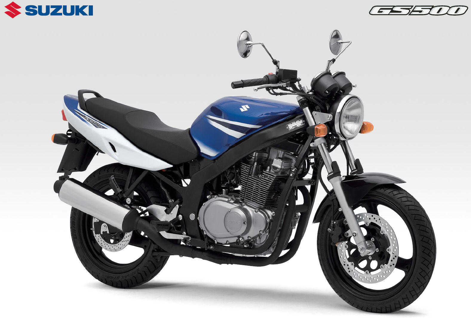 Suzuki gs500 photo - 3
