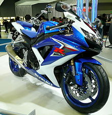 Suzuki gsx-r600 photo - 1