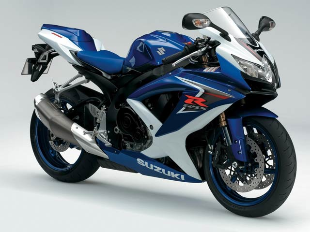 Suzuki gsx-r600 photo - 4