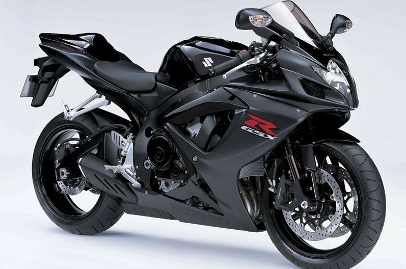 Suzuki gsx-r750 photo - 2