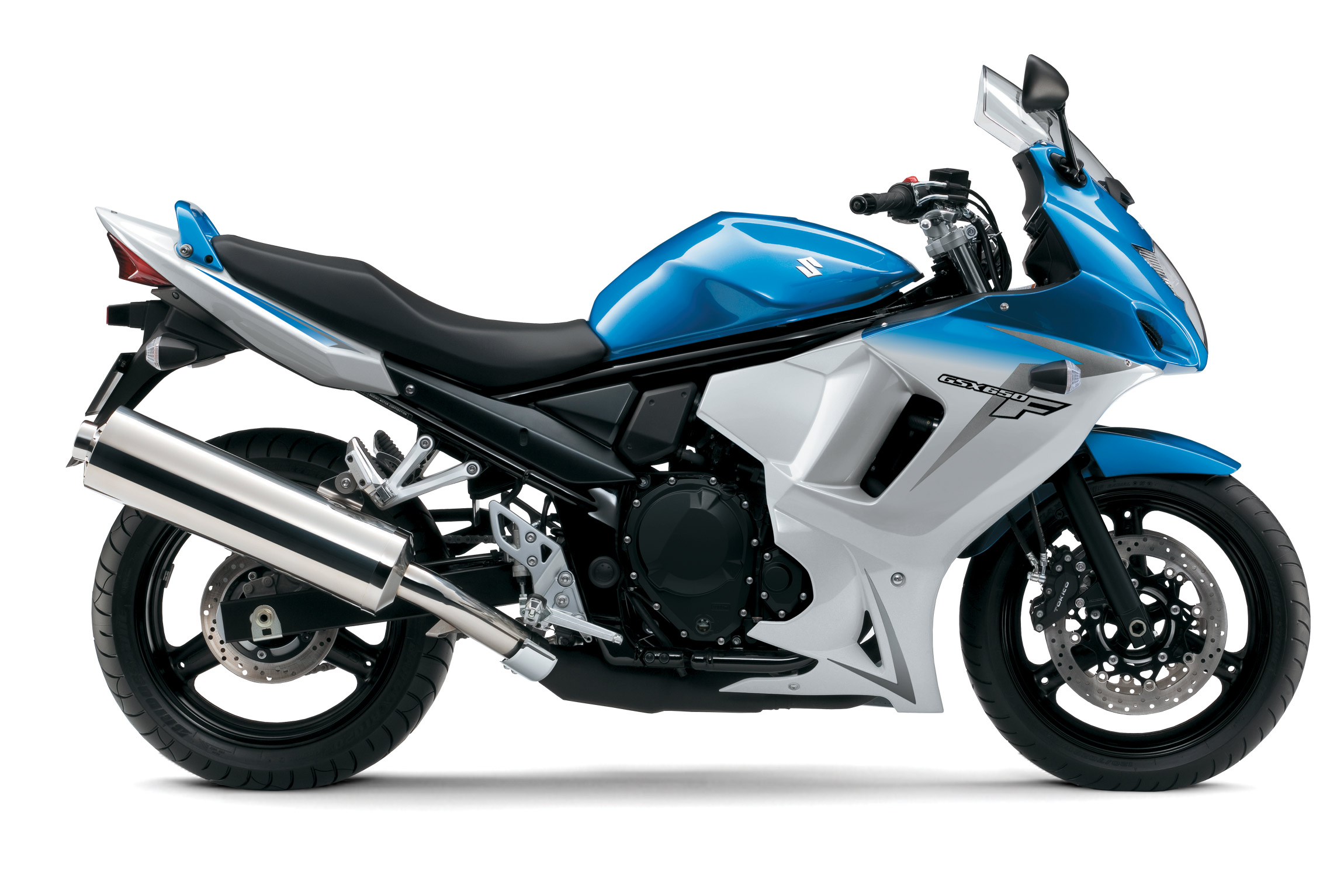 Suzuki gsx650f photo - 2
