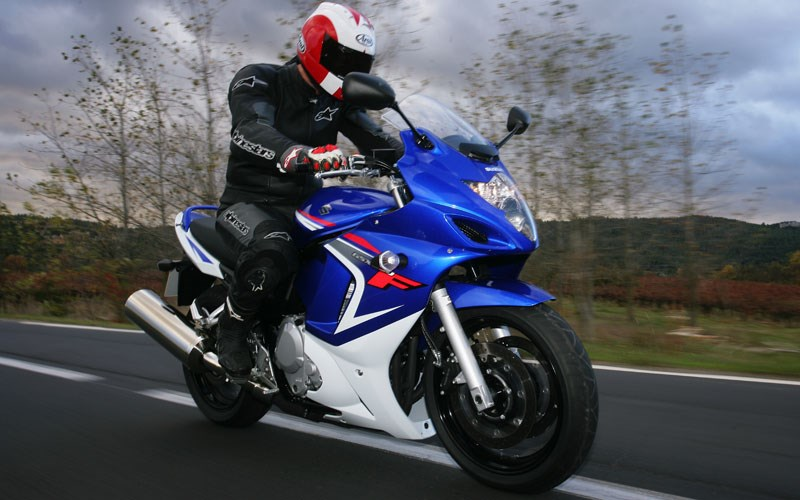 Suzuki gsx650f photo - 4