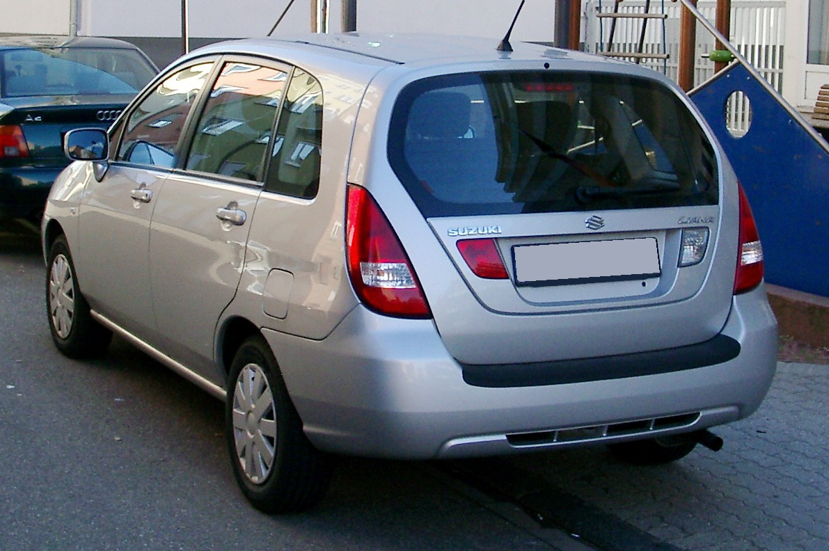 Suzuki liana photo - 3
