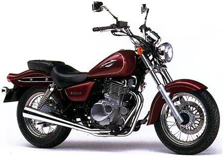 Suzuki marauder photo - 2