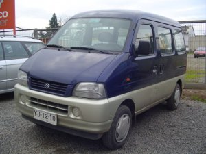 Suzuki mastervan photo - 1