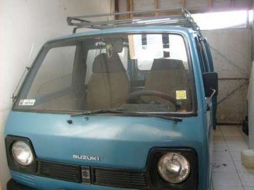 Suzuki mastervan photo - 2