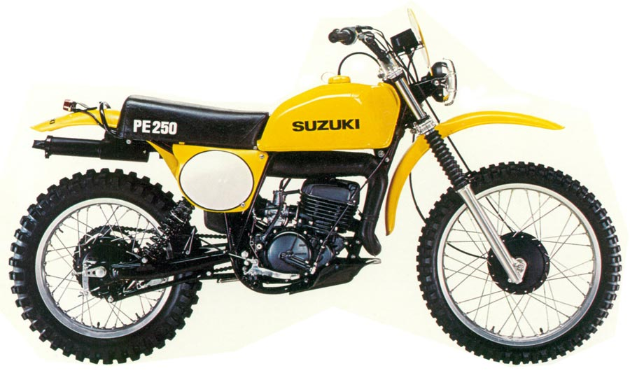 Suzuki pe photo - 2
