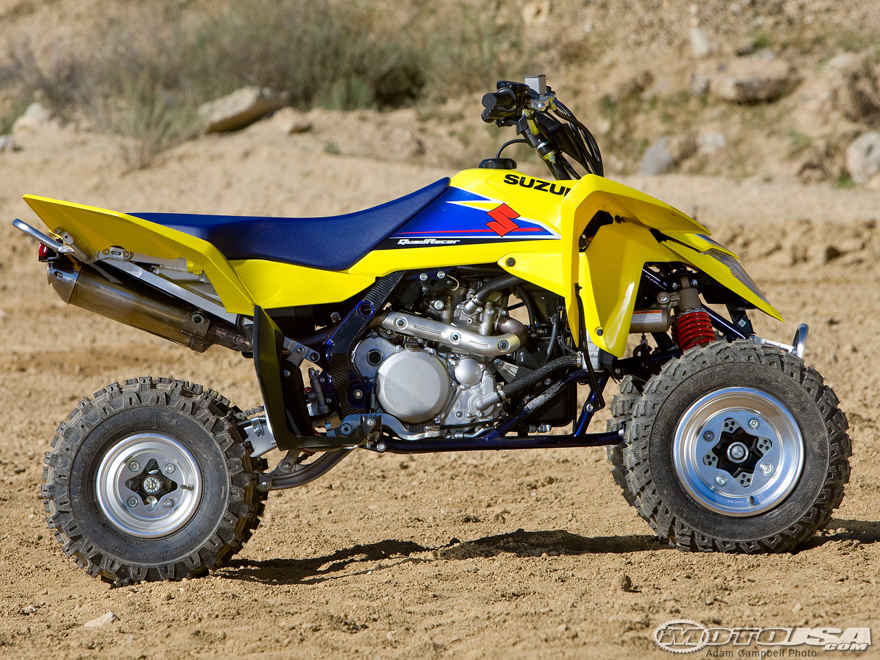 Suzuki quadracer photo - 1