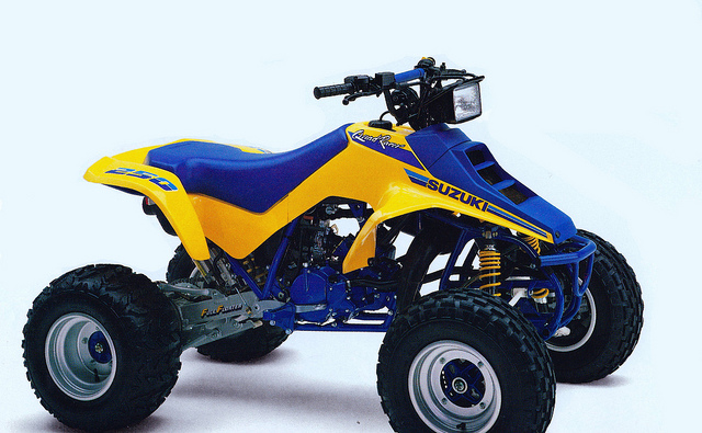 Suzuki quadracer photo - 4