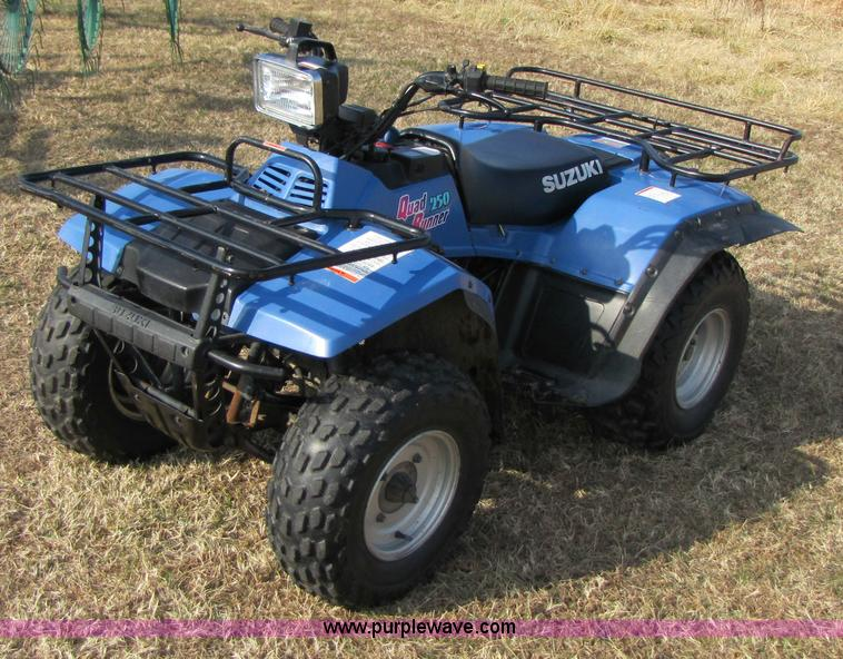Suzuki Quadrunner Amazing Photo On OpenISO ORG Collection