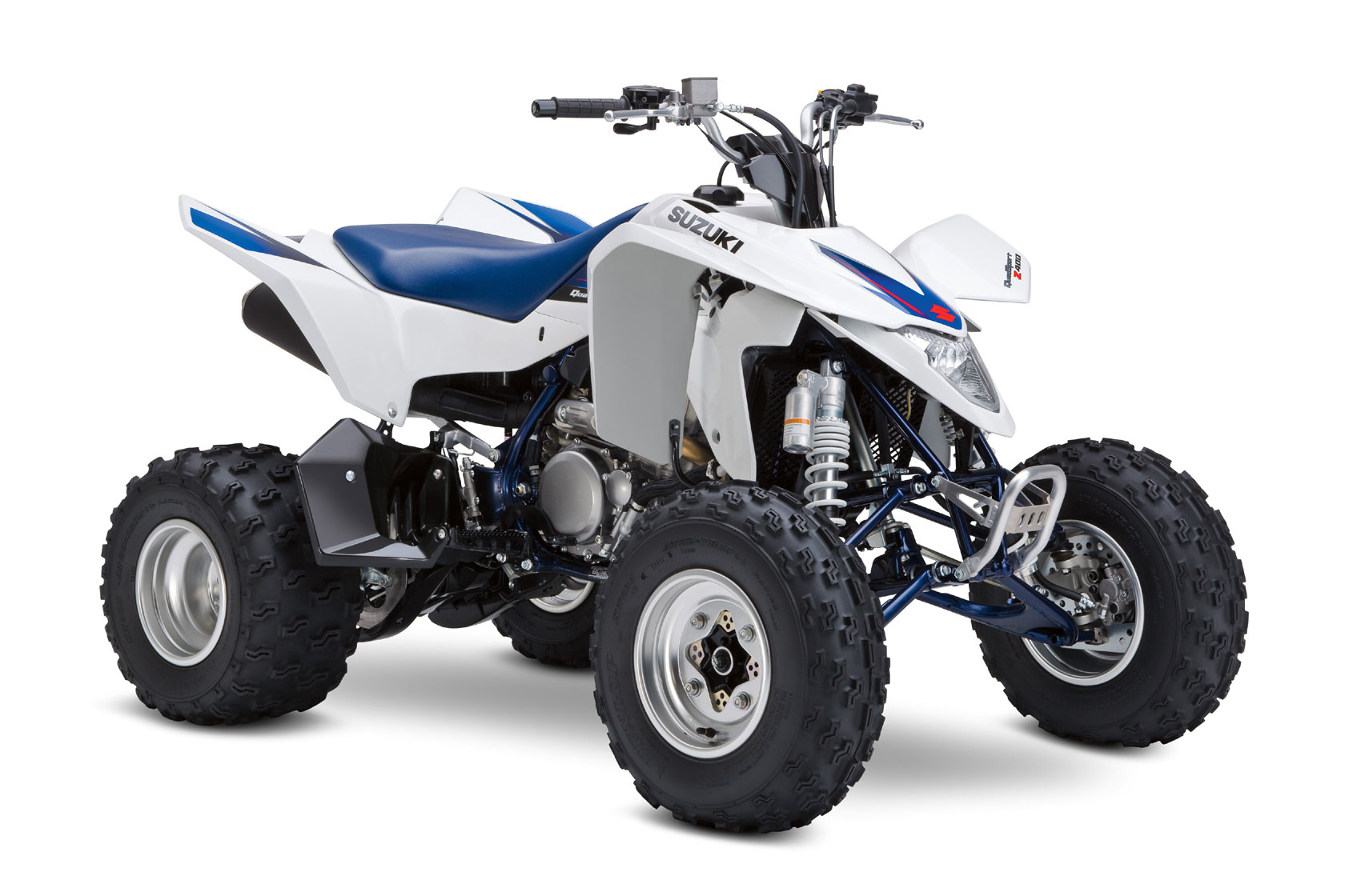 Suzuki quadsport photo - 1