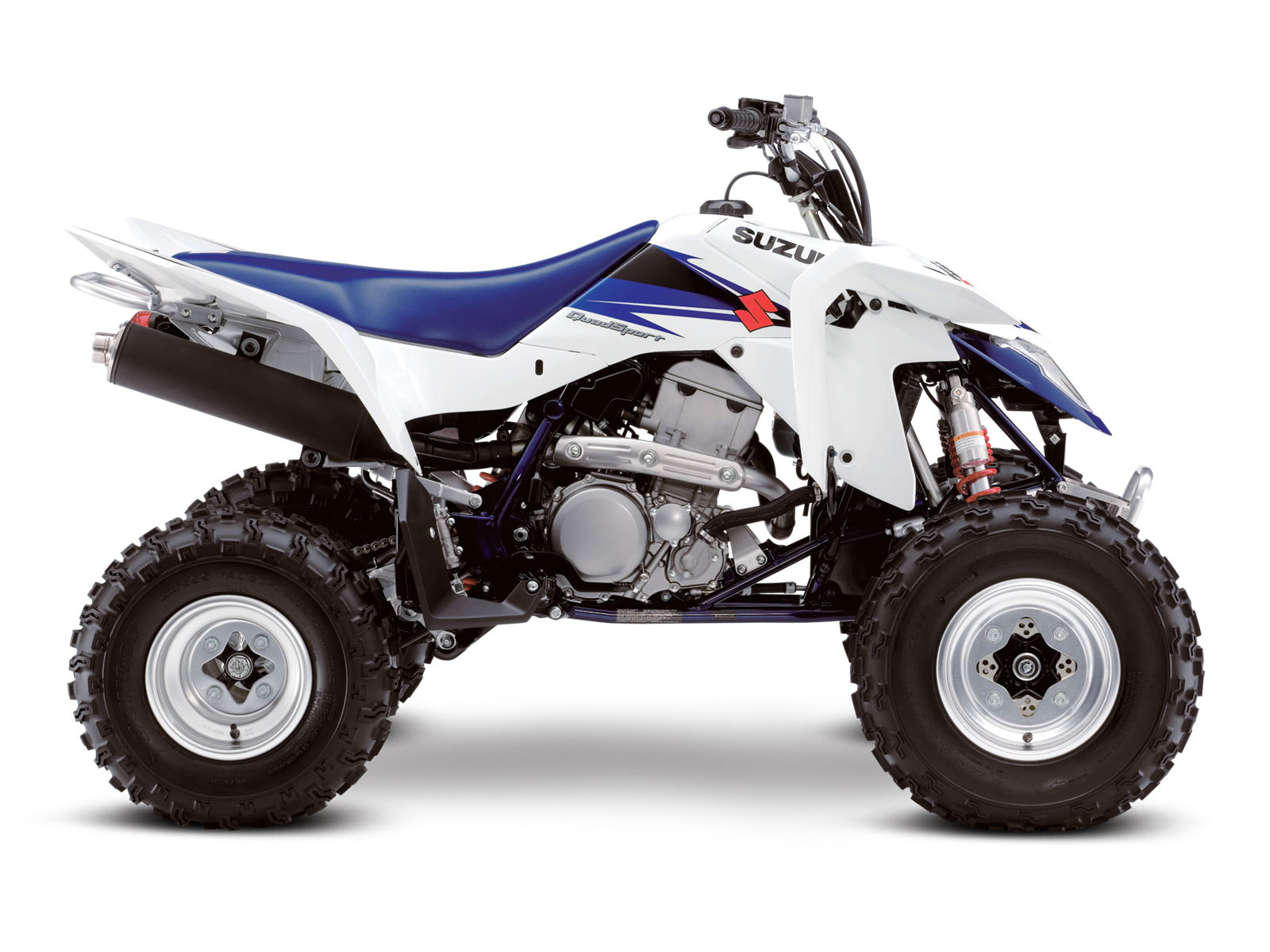 Suzuki quadsport photo - 3