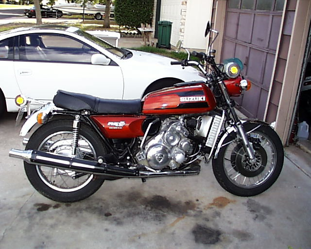 Suzuki re5 photo - 2