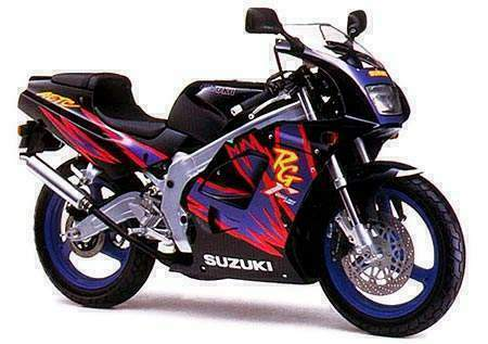 Suzuki rg photo - 1