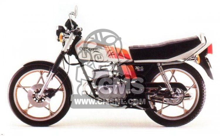 Suzuki rg photo - 3