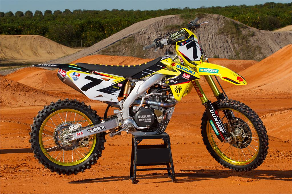 Suzuki rmz photo - 1