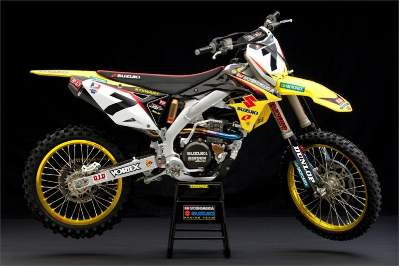 Suzuki rmz photo - 2