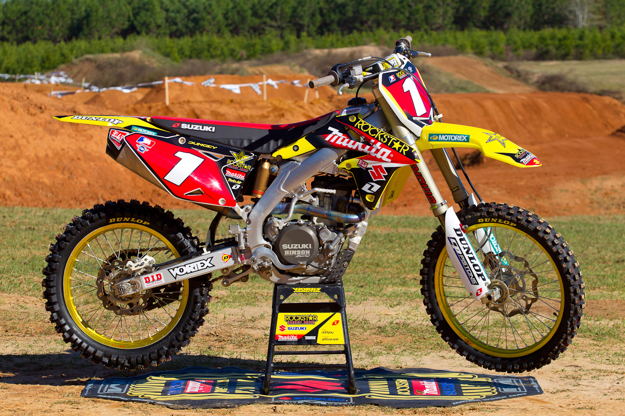 Suzuki rmz photo - 3