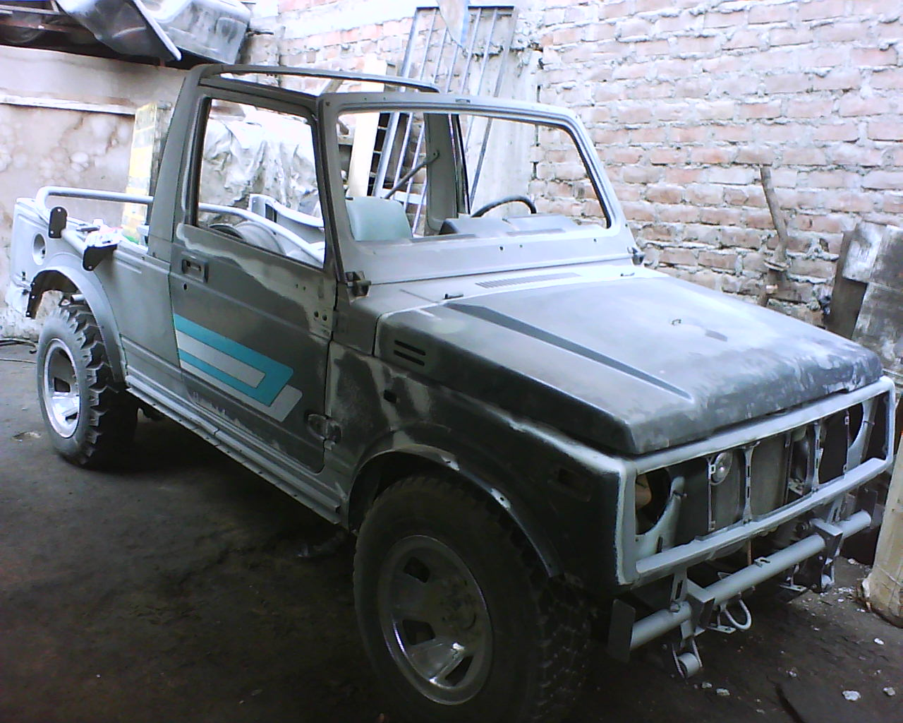 Suzuki samurai photo - 3