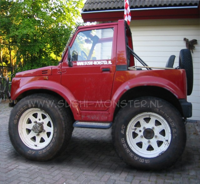 Suzuki samurai photo - 4