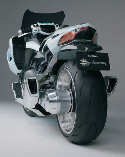 Suzuki stratosphere photo - 4