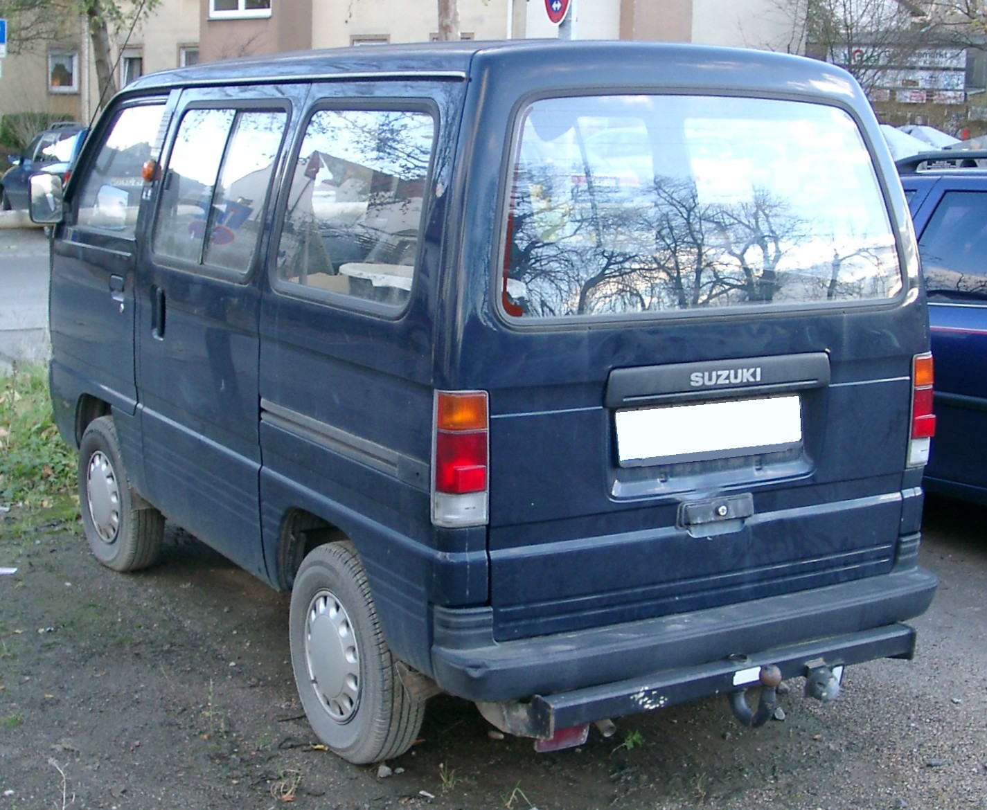 Suzuki supercarry photo - 1