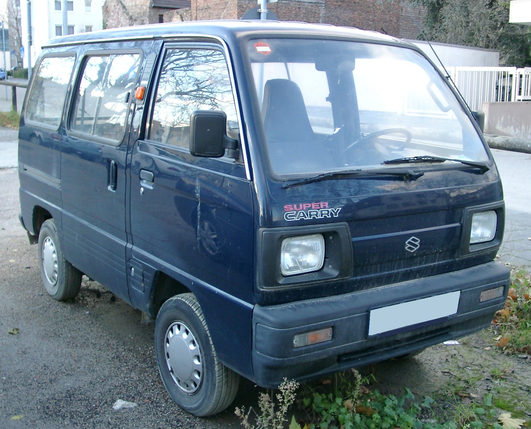 Suzuki supercarry photo - 4
