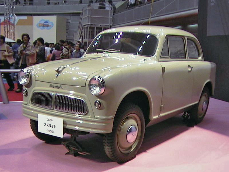 Suzuki suzulight photo - 1