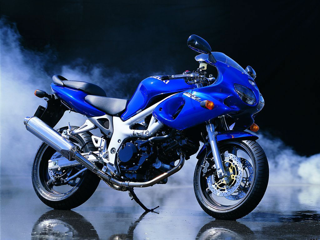 Suzuki sv650 photo - 1