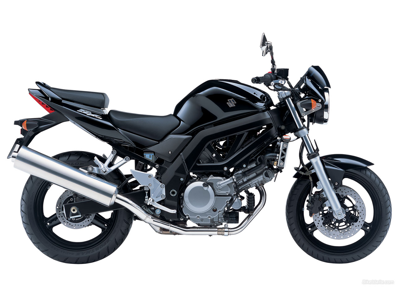 Suzuki sv650 photo - 3