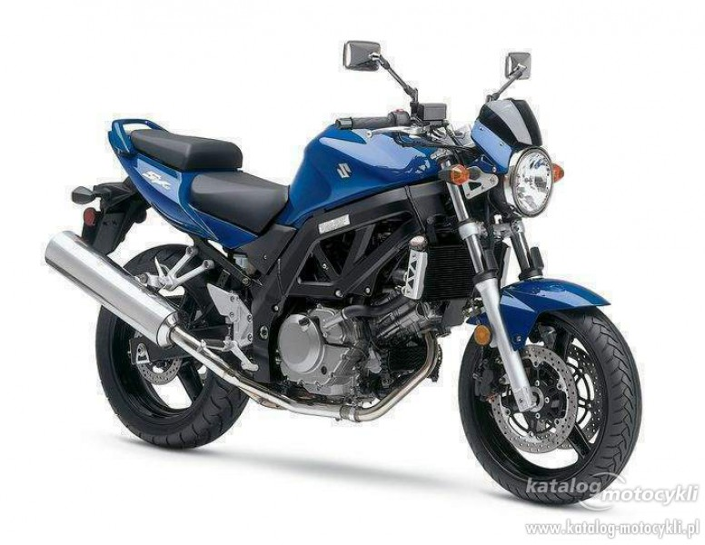 Suzuki sv650 photo - 4