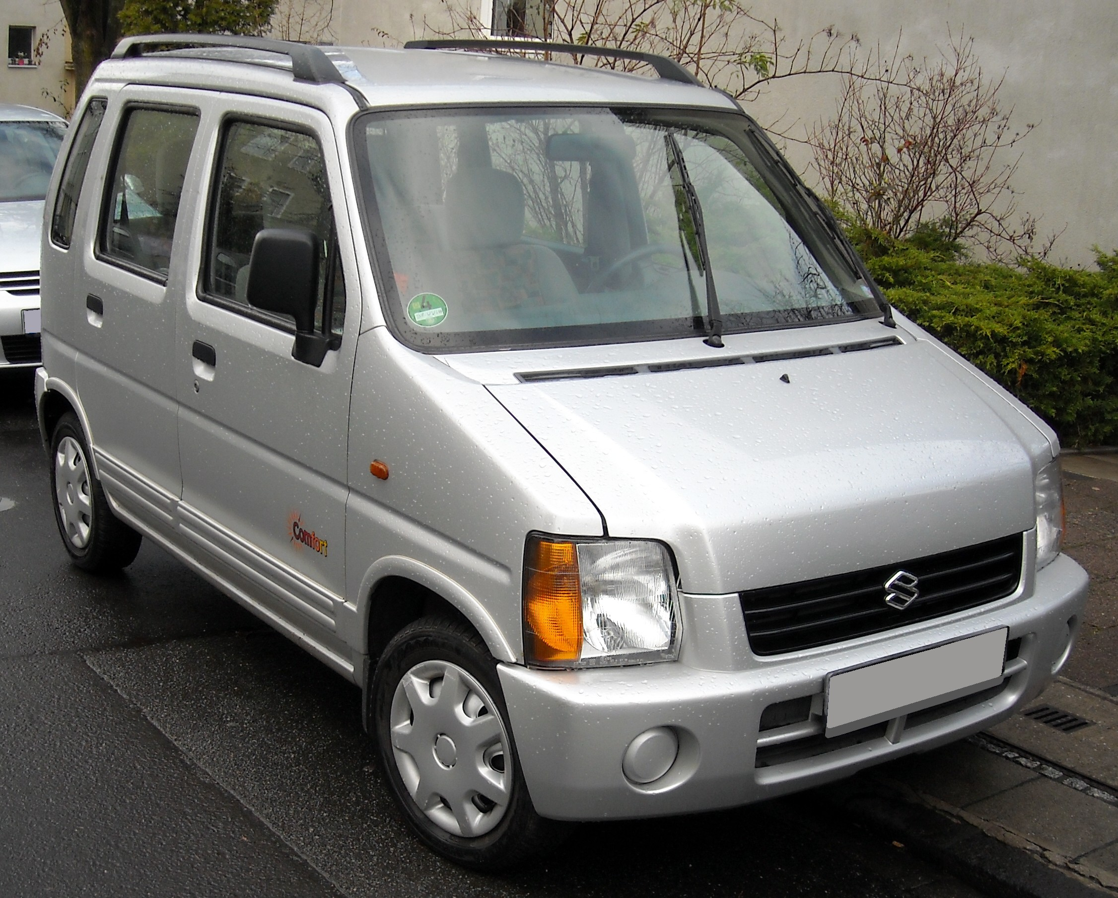 Suzuki wagon photo - 1