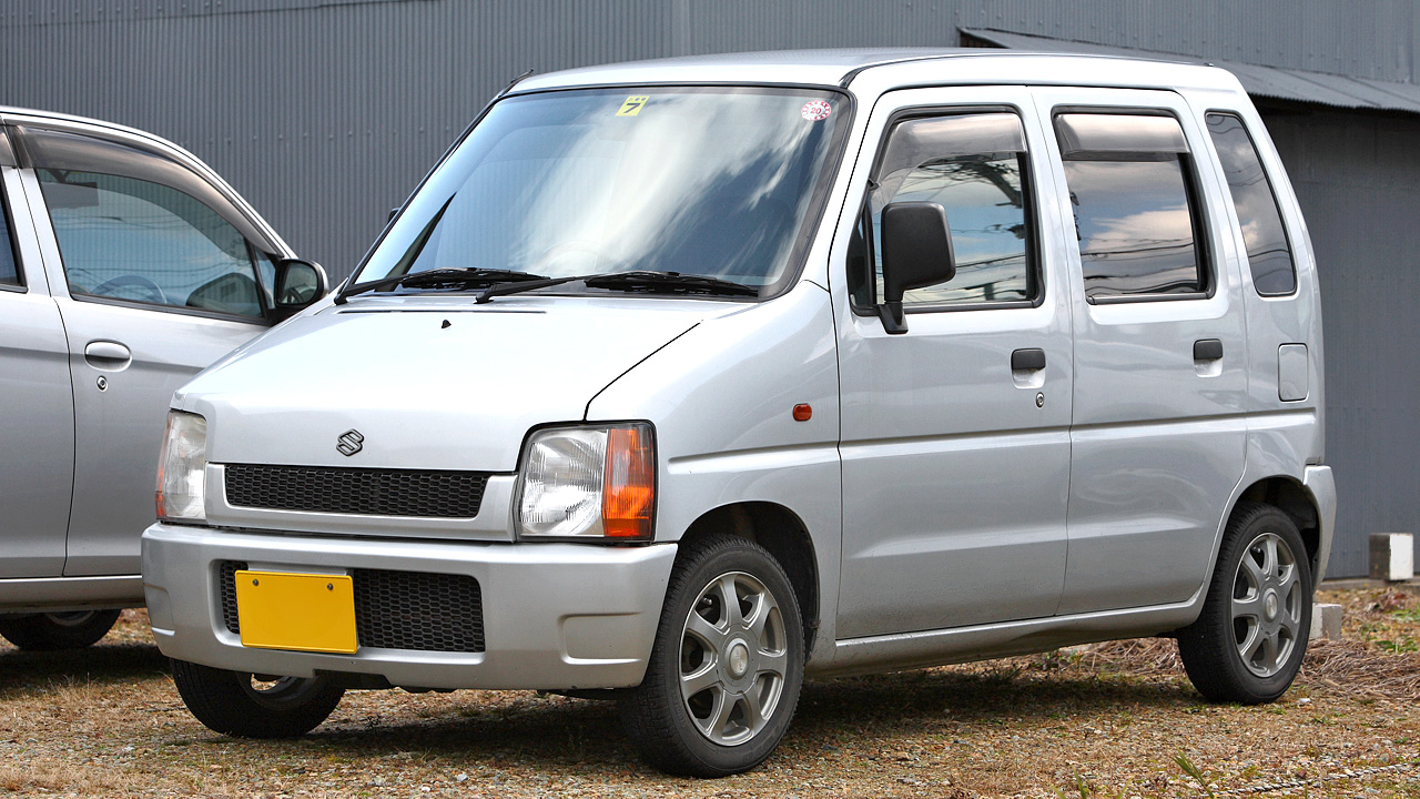 Suzuki wagon photo - 3
