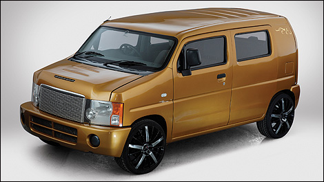Suzuki wagon photo - 4