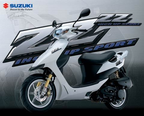 Suzuki zz photo - 1