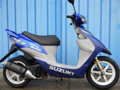 Suzuki zz photo - 3