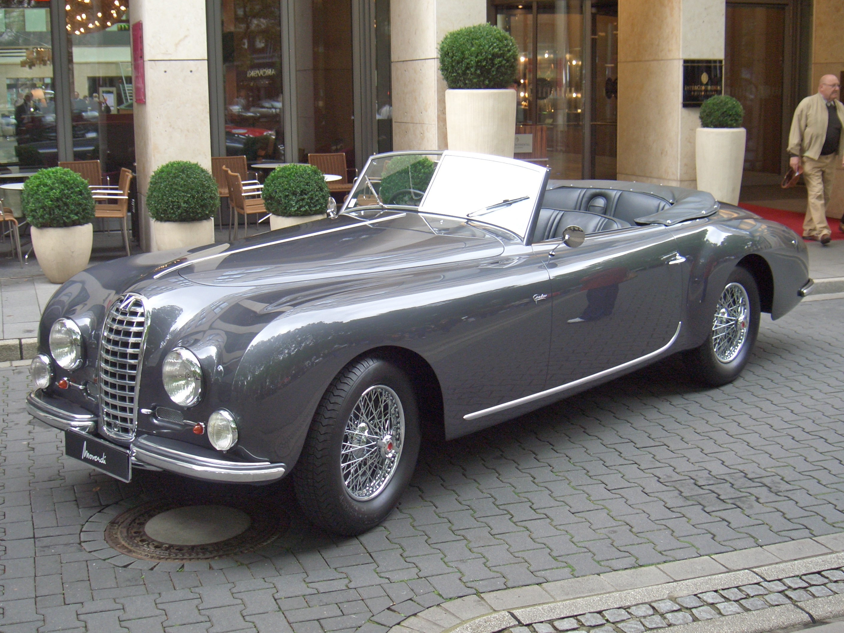 Talbot lago photo - 4