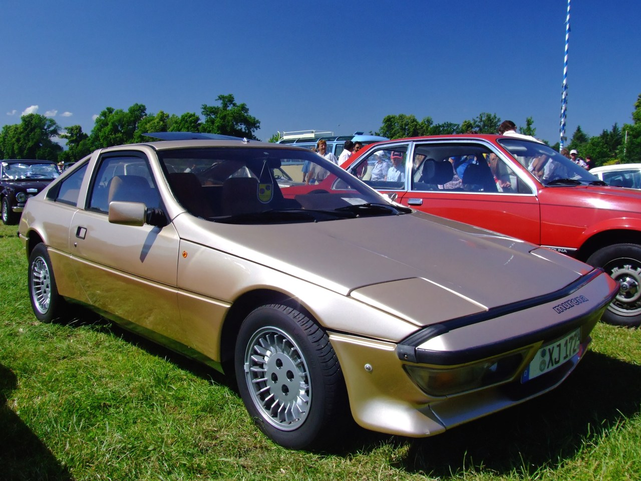 Talbot matra photo - 3