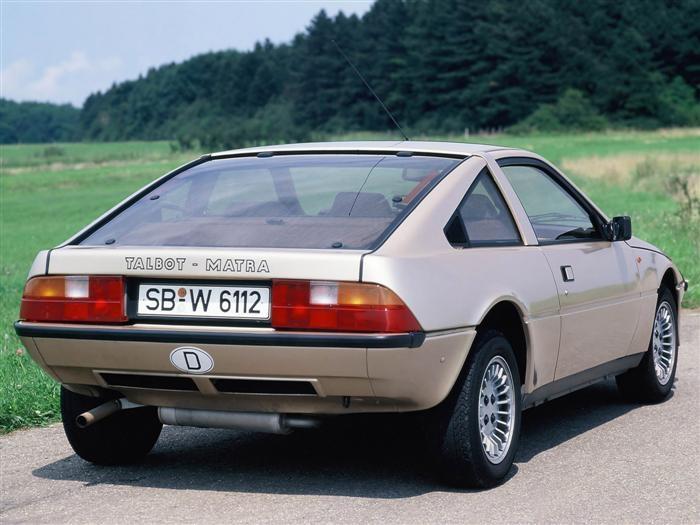 Talbot murena photo - 4
