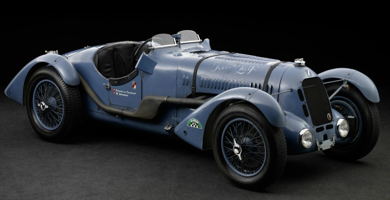 Talbot roadster photo - 1