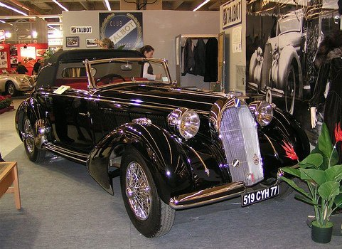 Talbot t120 photo - 4